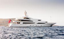 Mediterranean charter special aboard motor yacht ST DAVID