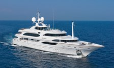 Last chance for a Mediterranean luxury charter onboard M/Y MEAMINA