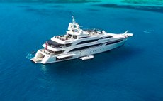 SILVER ANGEL Yacht Review